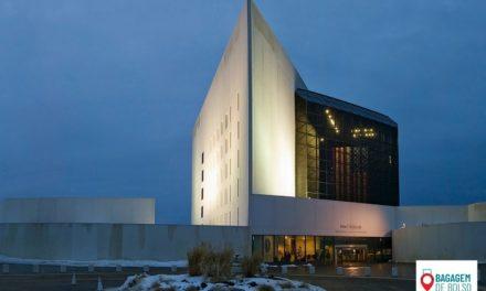 Uma biblioteca presidencial para chamar de minha