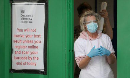 Reino Unido se torna o 2º país com maior número de registros de mortes por Covid-19 na Europa
