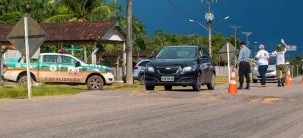 Prefeitura amplia barreiras sanitárias para combater a covid-19