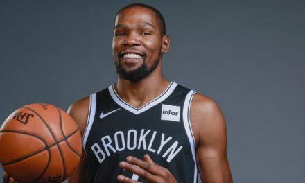 Kevin Duran não vai atuar no retorno da NBA pós-coronavírus