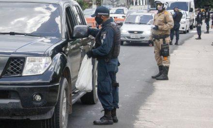Órgãos de segurança pública registram 60 autuações