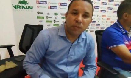 Presidente, por motivo político, solicita afastamento do Bragantino