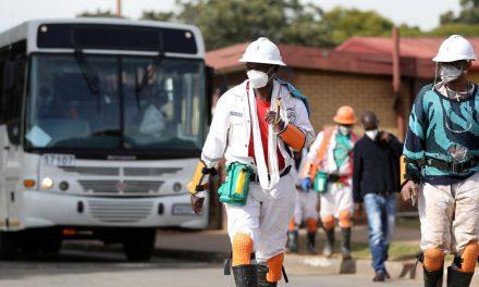 Cientistas estimam até 50 mil mortes por coronavírus na África do Sul