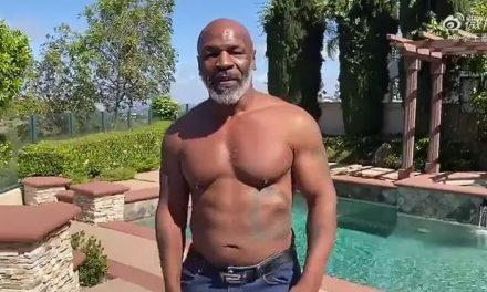"""Mike Tyson diz que aceita revanche com Holyfield para fazer caridade: """"Seria sensacional"""""""