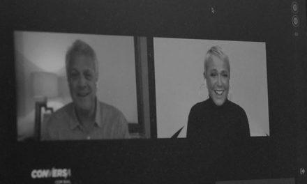 Xuxa é entrevistada por Pedro Bial em programa da TV Globo