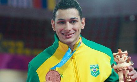 Brasileiro estava classificado para a Olimpíada, mas agora não está mais
