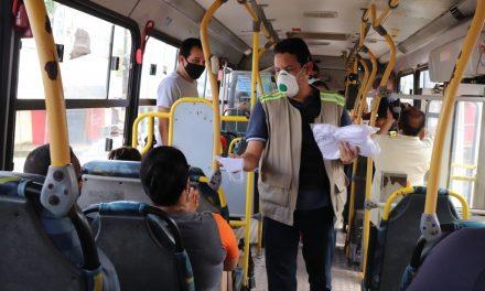Prefeitura de Marituba entregou gratuitamente máscaras em locais públicos