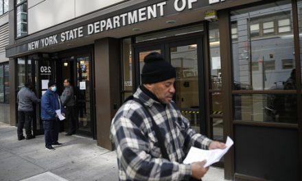 EUA têm 40 milhões de pedidos de seguro desemprego em dez semanas
