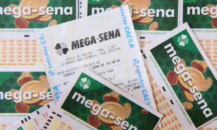 Mega-Sena acumula e vai a R$ 45 milhões no próximo sorteio; veja números