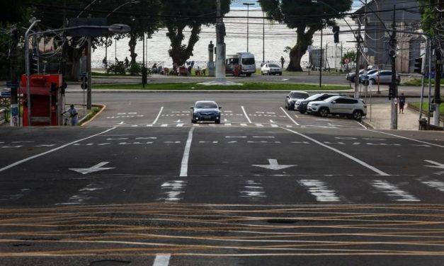 Pará alcança a 7ª posição no índice nacional de isolamento social