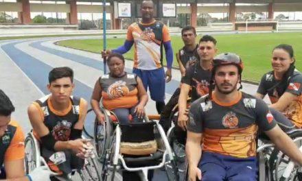Solidariedade: Atletas do All Star Rodas recebem cestas doadas pelo Rotary Club