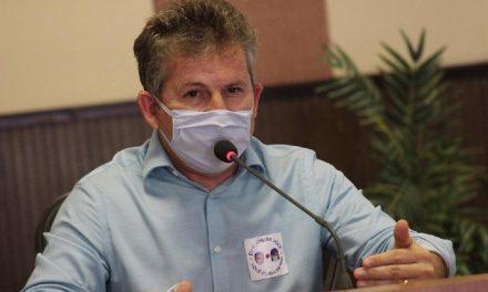 Governador de MT testa positivo para coronavírus e fica em isolamento em casa