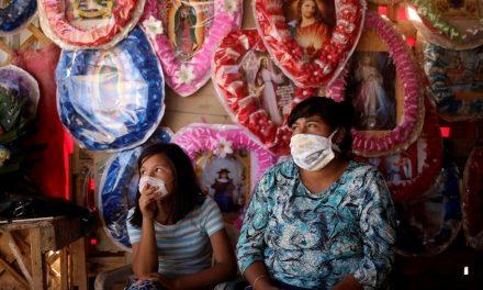 México tem aumento recorde de casos de coronavírus