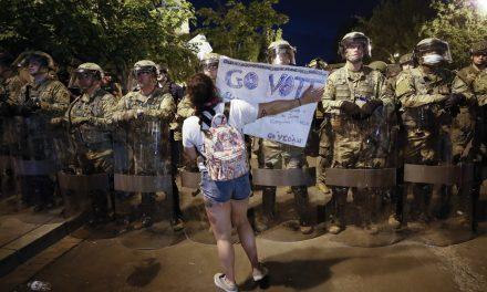 Trump ordena retirada da Guarda Nacional de Washington