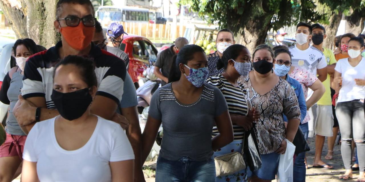 Brasil teve acréscimo de mais de 12 mil novos diagnósticos de coronavírus em 24 horas