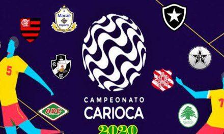 Campeonato Carioca deve ser retomado nas próximas semanas