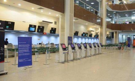 Covid-19: Aeroporto Santos Dumont adota novas medidas de proteção