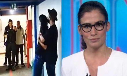 Homem armado invade TV Globo e exige falar com jornalista