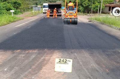 Oito rodovias do nordeste paraense receberão serviços de recuperação