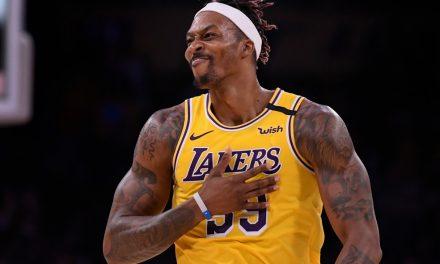Dwight Howard, dos Lakers, se diz contra a retomada da NBA e prioriza combate ao racismo