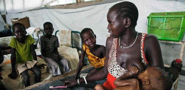 ONU adverte que 51 mil crianças estão em risco no Oriente Médio e norte da África