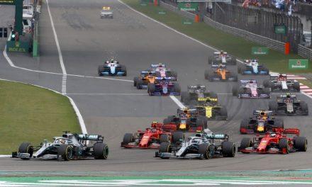 Governo chinês confirma convite da F1 para realização de duas corridas