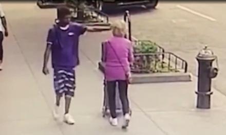 Homem acusado de empurrar idosa em Nova York foi preso mais de 100 vezes