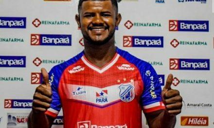"Serafim se diz feliz no Braga-PA e deixa recado para torcida: ""Logo estaremos de volta"""