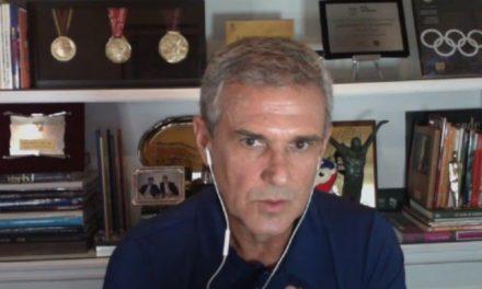 """Zé Roberto prevê baixas na formação de equipe para as Olimpíadas: """"Duas querem ser mães"""""""