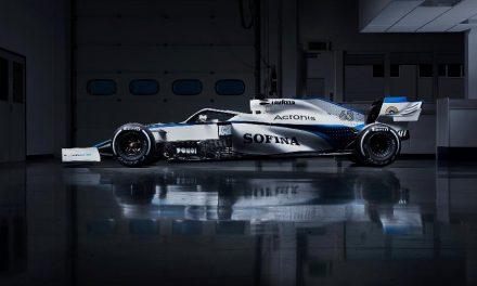 Após perder patrocinador, Williams mostra nova pintura para temporada 2020