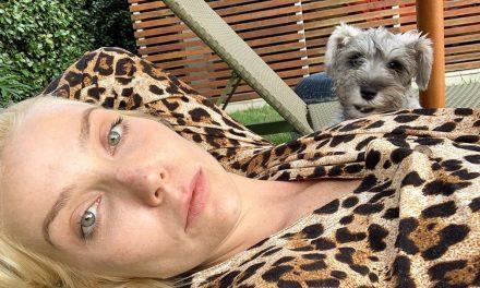 """Luiza Possi comemora aniversário de 36 anos com foto de topless: """"Livre de corpo e alma"""""""