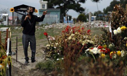 México supera a França e é 5º país com mais mortes por Covid-19 no mundo