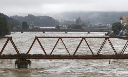 Chuvas torrenciais matam 14 idosos em uma casa de repouso no Japão