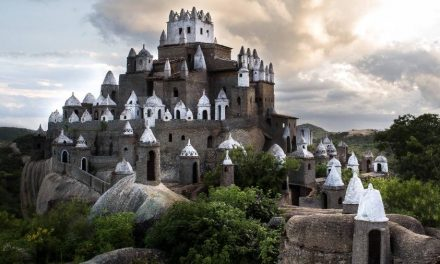 Morre Zé dos Montes, aposentado que construiu castelo no Agreste do RN