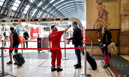 Itália bloqueia entrada de turistas de 13 países, incluindo o Brasil