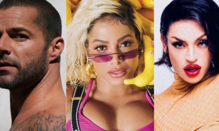 Ricky Martin elogia Pabllo Vittar e Anitta: 'Gostaria de trabalhar com elas'
