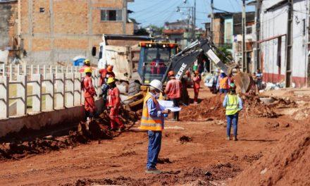 Obras do Tucunduba avançam e têm previsão de entrega em 2022