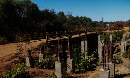 Governo do Estado vai construir mais de 110 novas pontes este ano