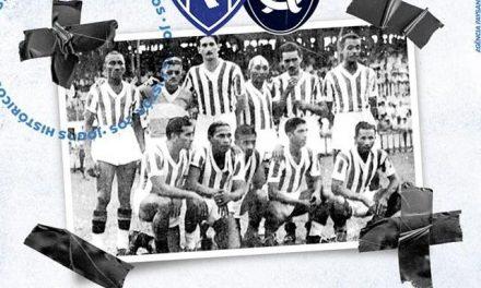 Paysandu relembra goleada de 7 a 0 no Remo e tira onda nas redes sociais: 'Tá na história'