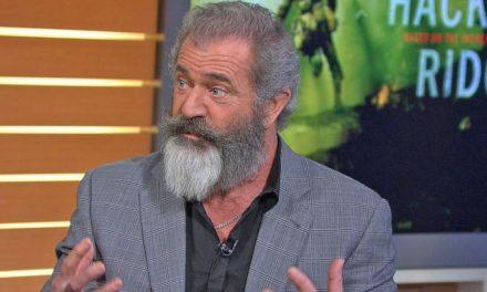 Mel Gibson ficou internado durante uma semana com coronavírus