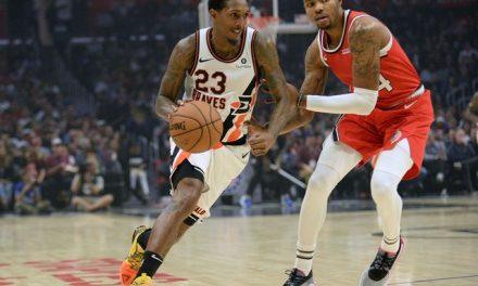 Lou Williams, dos Clippers, é investigado pela NBA por deixar bolha e ir a casa noturna