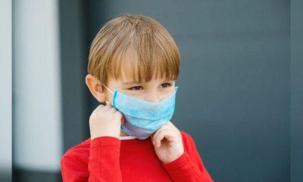 Estudo encontra carga mais alta de Covid-19 em crianças