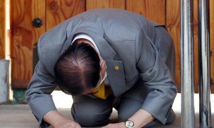 Líder de igreja ligada à expansão do coronavírus na Coreia do Sul é preso