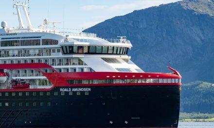 33 membros da tripulação de um cruzeiro na Noruega dão positivo para covid-19