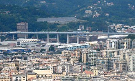 Anos após tragédia, Itália inaugura nova ponte em Gênova