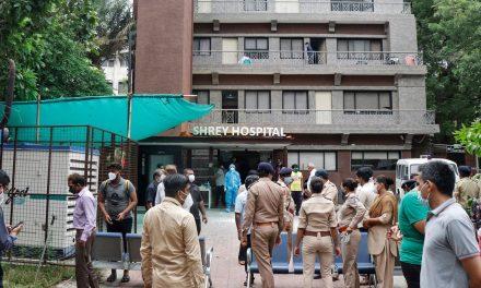 Incêndio em hospital mata 8 pacientes com covid-19 na Índia