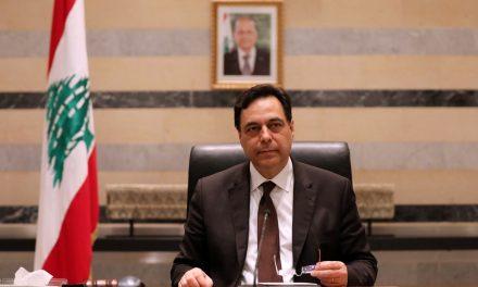 Após explosão em Beirute, primeiro-ministro do Líbano renuncia ao cargo