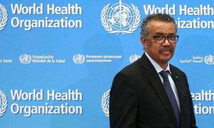 Mundo chega a 20,4 milhões de casos e 744 mil mortes por covid-19, diz OMS