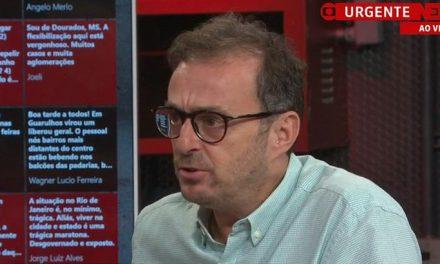 Família Bolsonaro compartilha mentira sobre jornalista da GloboNews
