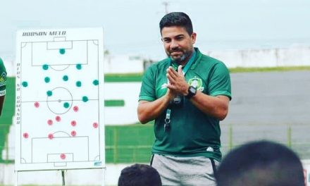 """Robson Melo garante """"dobrar o nível de concentração"""" para chegar na final do Parazão 2020"""